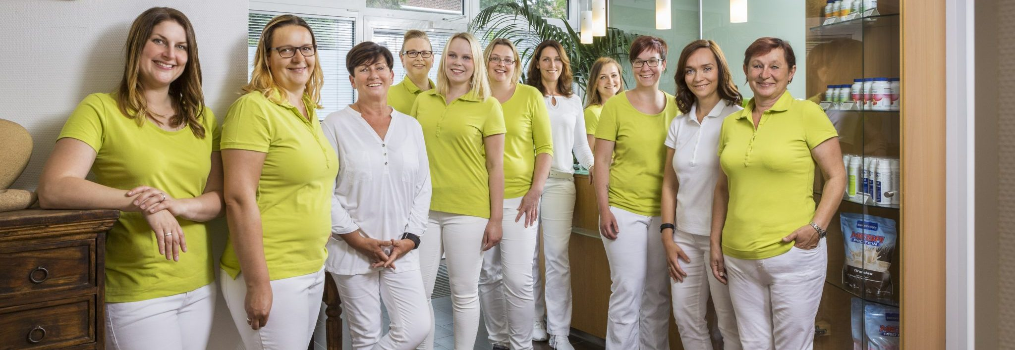 Team Gemeinschaftspraxis Petra und Katy Günther, Friedenstraße 26, 48268 Greven
